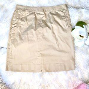 L. L. Bean Favorite Fit Skirt